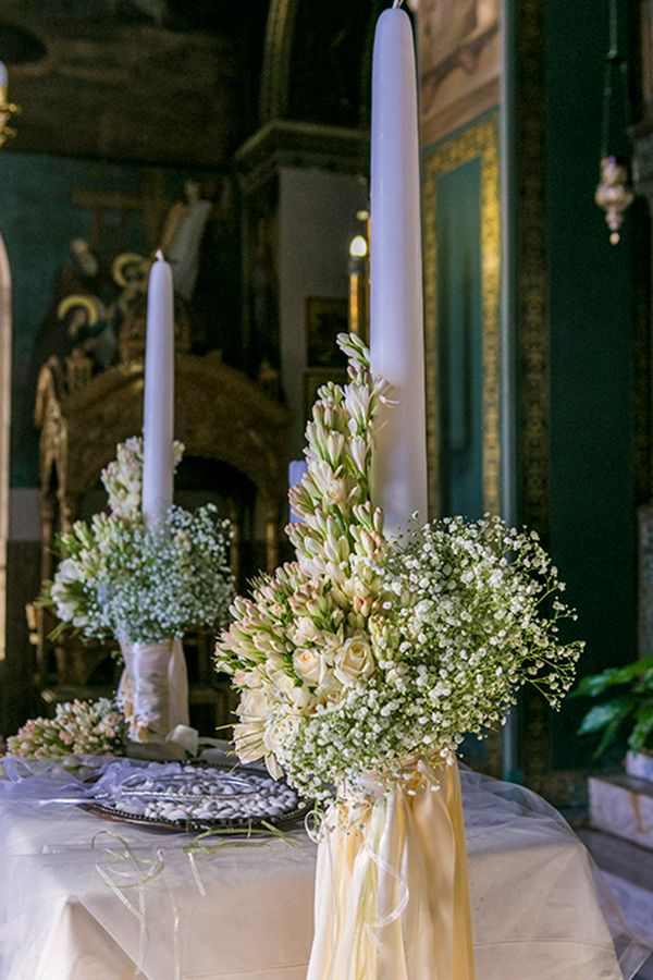 Elegant γαμος στην Αθηνα | Αργυρω & Κωνσταντινος - Love4Weddings