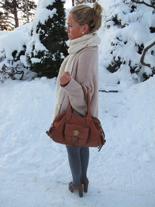 #Winter Fashion Chic Fabulous Glamour Women InspireCollections