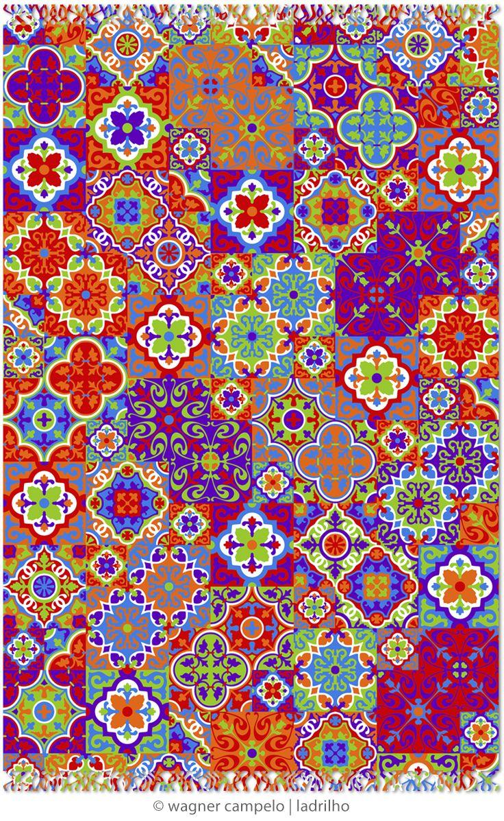 Wagner Campelo - Tile pattern