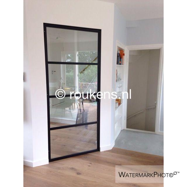 Deuren / Stalen deur met glas Oudekerk a/d Amstel