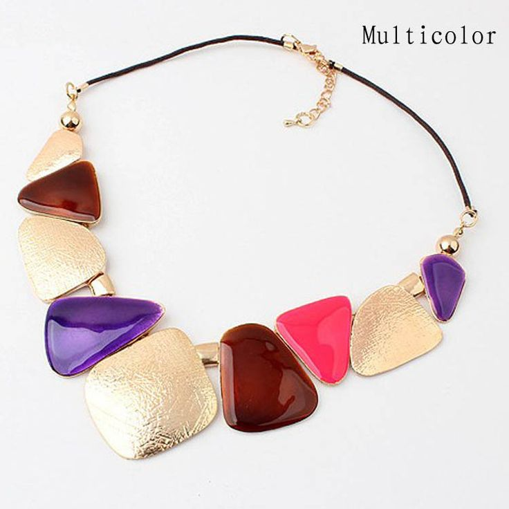 necklace - 13,5 USD - multicolor
