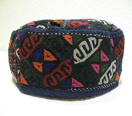 Antique turkoman super fine embroidery hat turkish beret ... http://www.amazon.com/dp/B01F07VGAK/ref=cm_sw_r_pi_dp_M3njxb035ATJX