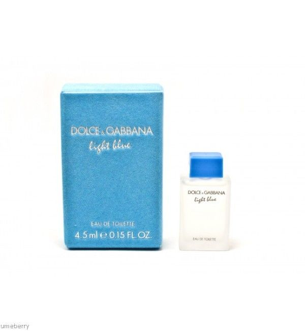 NC' HOA D&G LIGHT BLUE MINI