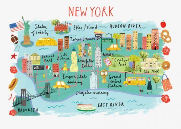 New York Mapa Turistico.Nesse Artigo Voce Vai Ver Os Detalhes Do Mapa De Nova York E Suas Principais Partes Tags Nova Iorque Es Mapa De Nova Iorque Mapa Turistico Mapa De Nova York