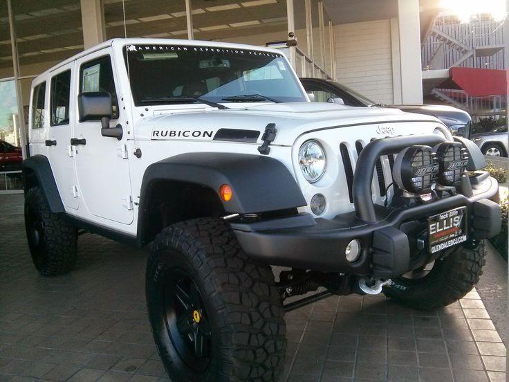 White Aev Jeep : White aev jeep on black pintlers pinterest