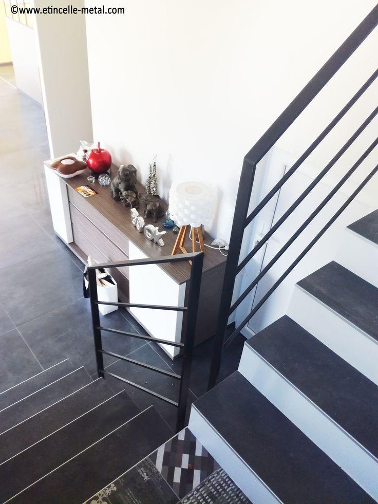 les 25 meilleures id es de la cat gorie garde corps acier. Black Bedroom Furniture Sets. Home Design Ideas