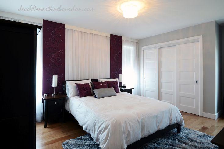 Avant-Après, une chambre à coucher romantique et stylée