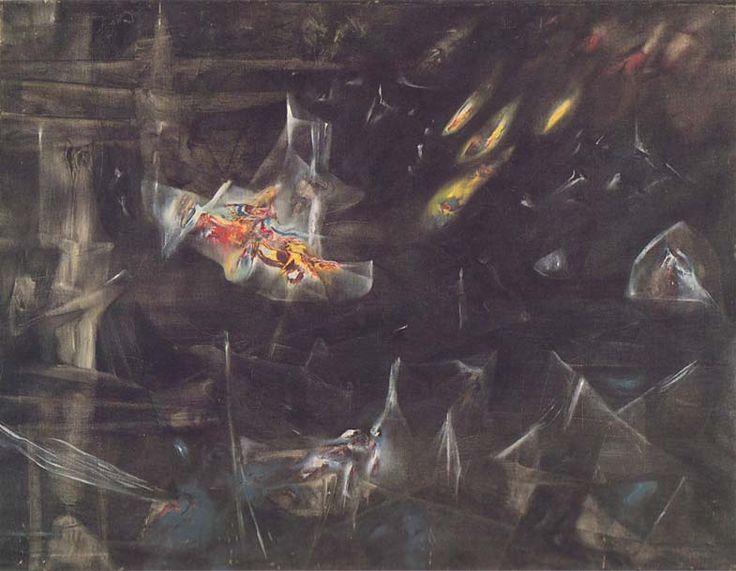 """Matta = El prisionero de la luz"""" 1941"""