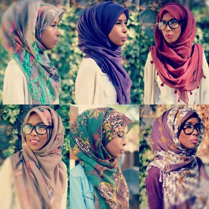 Hijabs by Basma K. styles   #Hijab #hijabifashion   https://www.facebook.com/hijabibrides