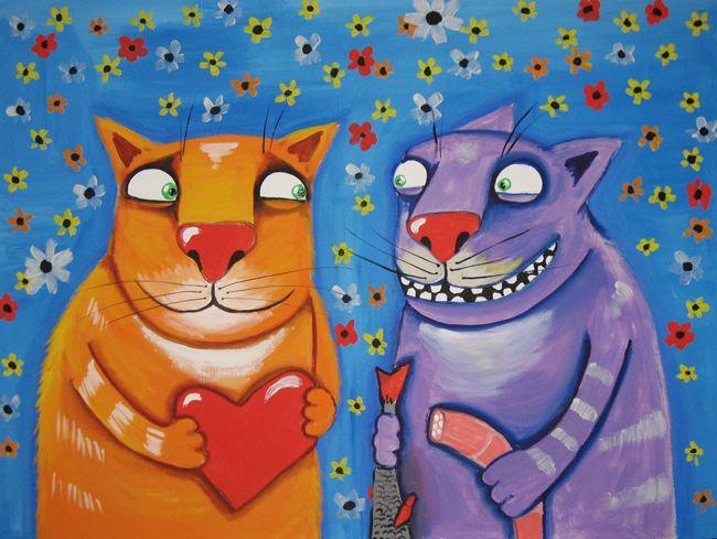 Вася Ложкин - Картинки с котами