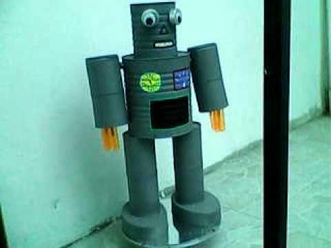 robots con botellas de plastico faciles - Buscar con Google
