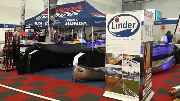 Honda Marine Stand