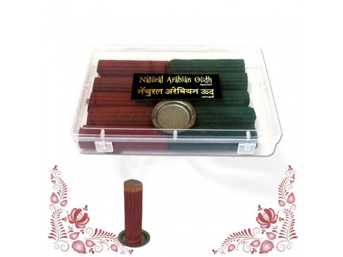 Natural Arabian Oudh Dhoop sticks buy online from India.