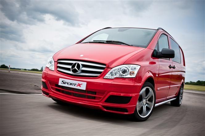 Mercedes-Benz Vito Sport X