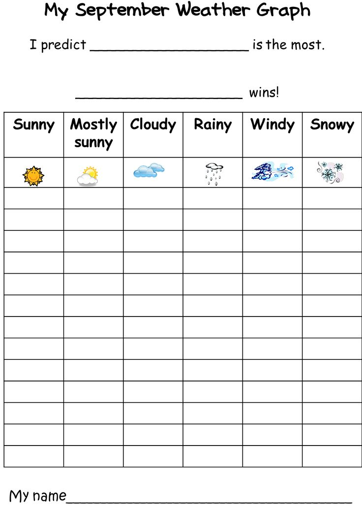 174 best Seasons images on Pinterest School, Seasons activities - blank grid chart