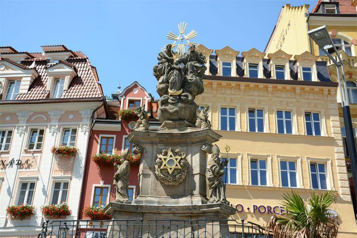 Karlovy vary Veba Anıtı