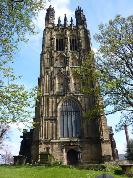 The Seven Wonders of Wales: St Giles' Church, Wrexham