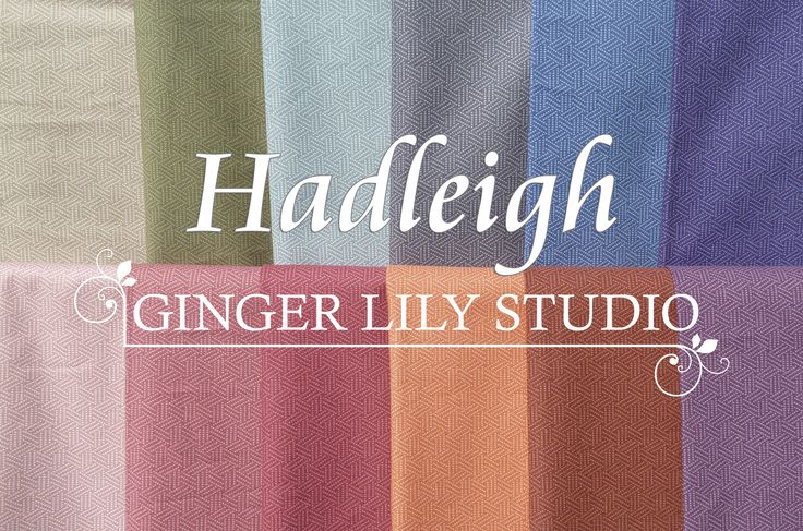 Hadleigh Collection by Ginger Lily Studio.  Pdf Swatch Pages available for download here:   http://www.africanskyfabrics.com/images/Ginger%20Lily%20Basics%20Hadleigh%20Collection.pdf