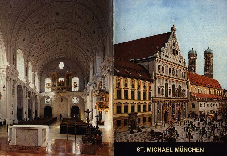 https://flic.kr/p/R3USmU | St. Michael München; 1984, Bavaria, Germany