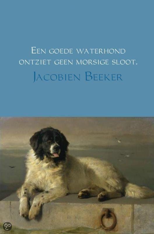 Het boek `Een goede waterhond ontziet geen morsige sloot bevat talloze oude en moderne spreekwoorden & gezegden over honden. De spreekwoorden zijn opgedeeld in hoofdstukken met elk een duidelijk thema: eten, nest, gedrag, uiterlijk, hond en kat, zeispreuken etc. Bij elk spreekwoord staat niet enkel de betekenis, maar vaak ook een uitgebreide verklaring over de herkomst. #spreekwoorden #hond #taal