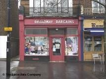 Broadway Bargains, Worcester Park High Street, Surrey KT4 8EG UK. - If you want ANYTHING they may well have it.. run and staffed by the nicest old ladies imaginable. This is THE place for more lace than you can shake a bonnet at, ribbon the Bennets would swoon over and pretty much every button style and colour known to man...