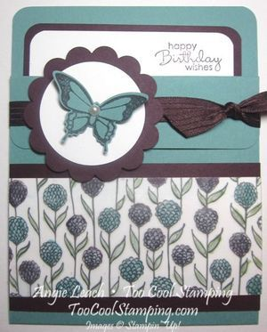 Stamper Sampler: Sheer Perfection Pocket Card