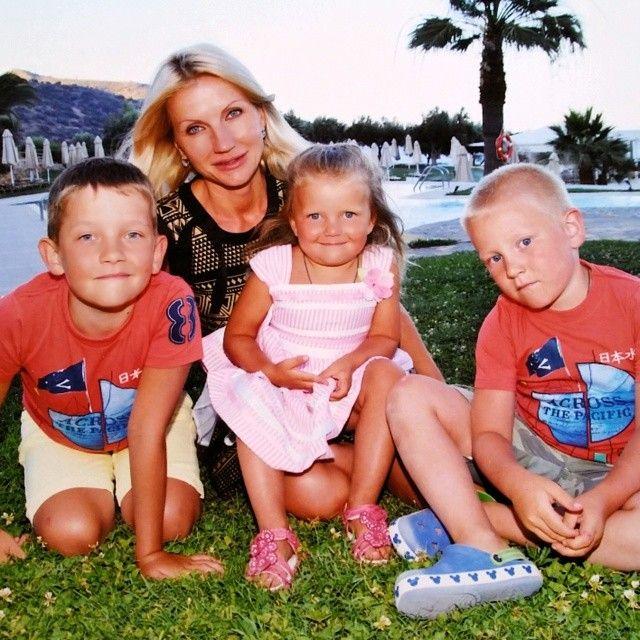 Beautiful #family at #CandiaParkVillage. Thank you for sharing @egorova_ev !