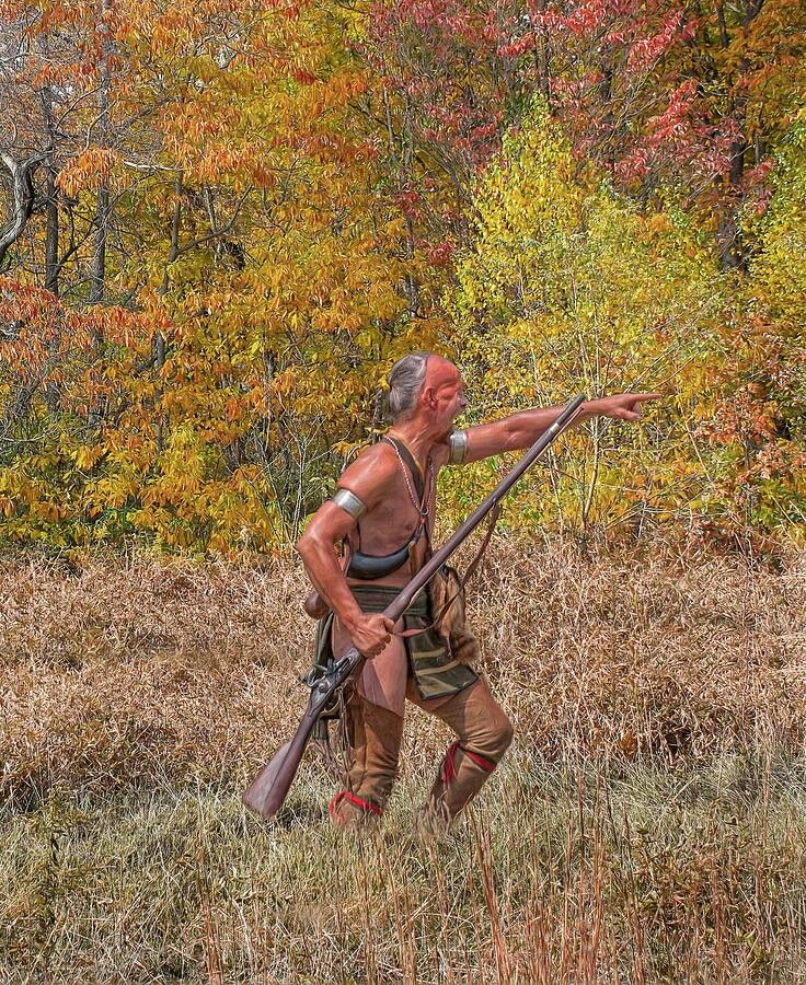 Native Woodland Plants: Indian Summer The Fall Hunt By Randy Steele