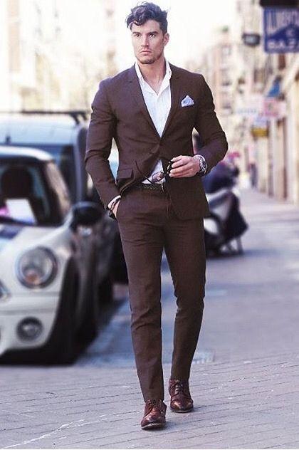 It's a beautiful suit