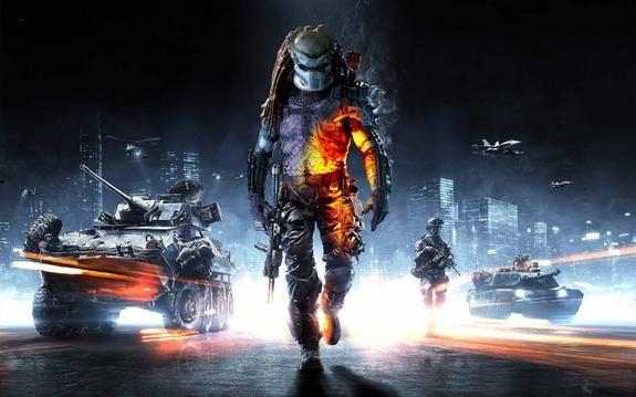 Would YOU follow him into battle? #Predator