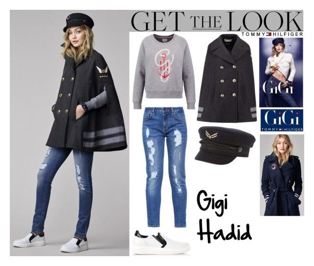 Gigi Hadid TommyXGigi Collection Campaign 2016 #11
