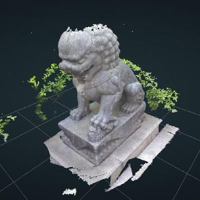 potree - WebGL point cloud viewer for large datasets
