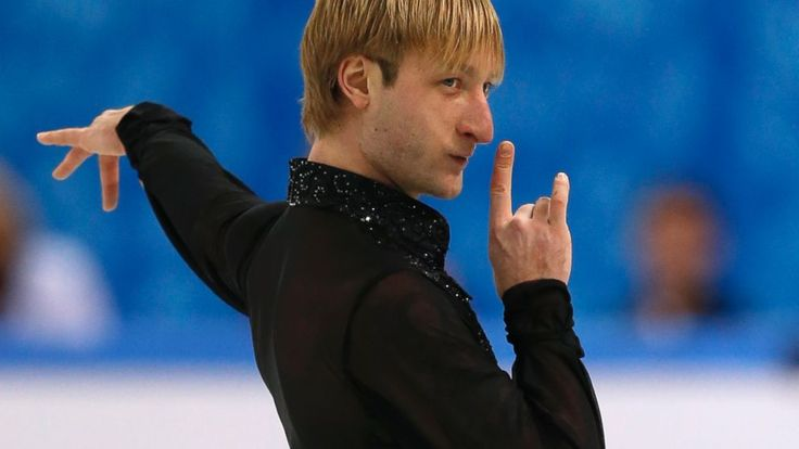 5 Things You Need to Know About Evgeni Plushenko #figureskating #olympics #russia