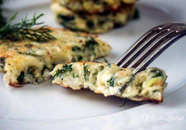 Zucchini pancakes / tortitas de calabacín