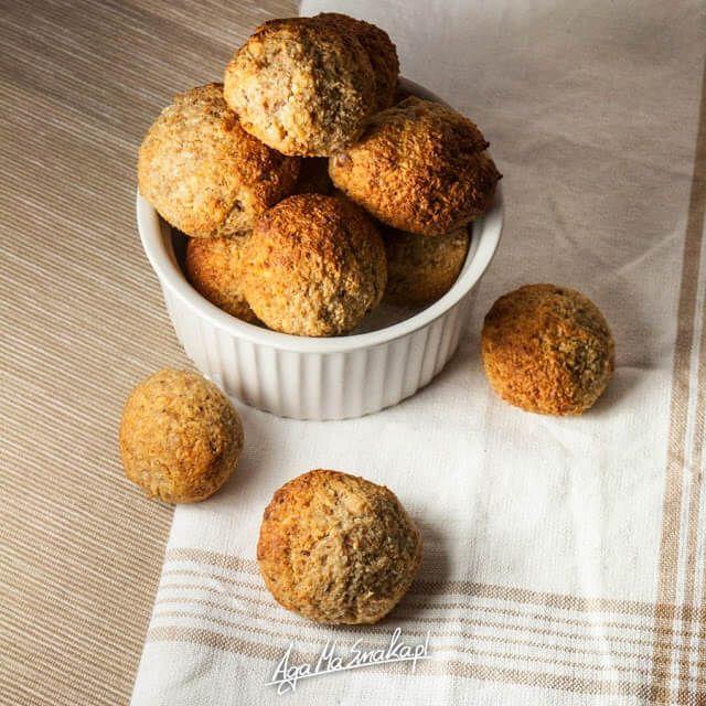 Kuleczki pełne wapnia - bez cukru, bez nabiału, bez jaj, bez mąki ⋆ AgaMaSmaka - żyj i jedz zdrowo!