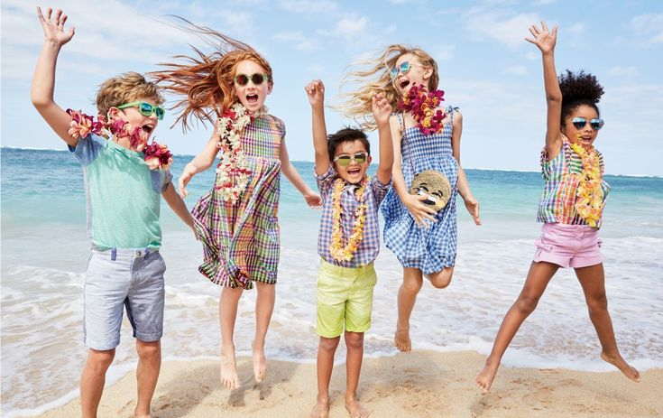 Raise your hand if you're ready for summer! (Us too! Get a jump on the best season ever with crewcuts.)