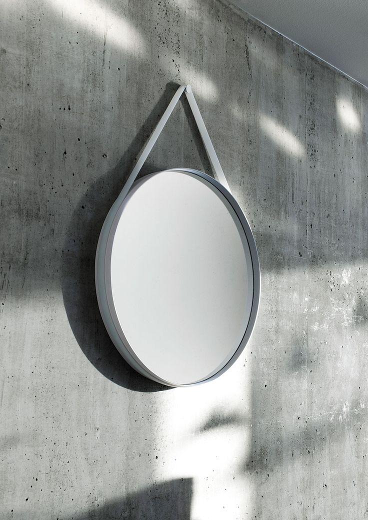 Hay / Strap Mirror