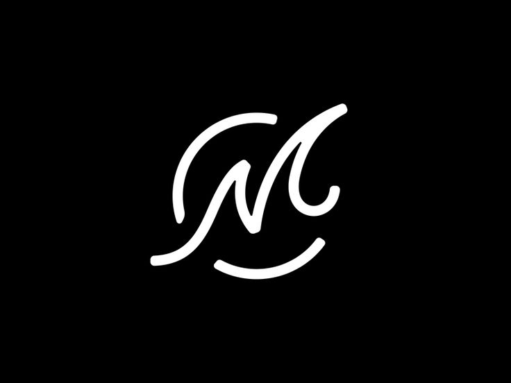 ust recently wrapped up another branding project for the brilliant photographer Matt Cherubino. This here is the monogram I've designed for him.
