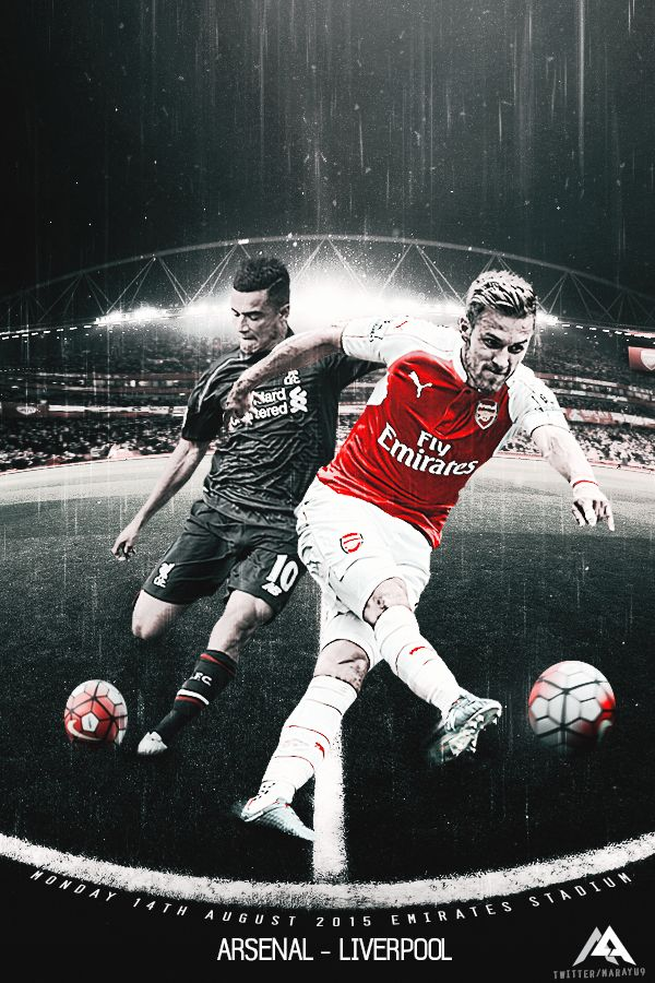 Match poster: Arsenal vs LiverpoolWeek 3