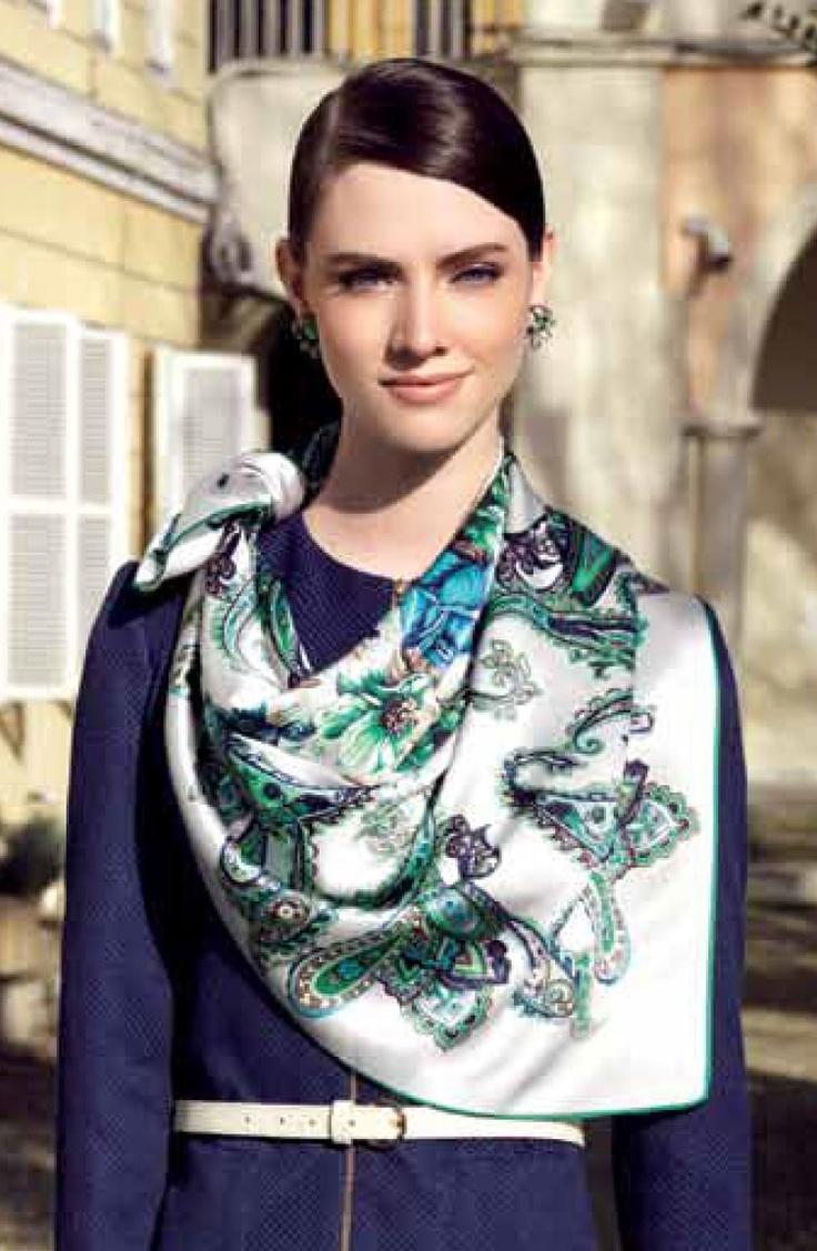 Karacabutik, Sarar, scarf, eşarp, desenli eşarp, ipek eşarp, %100 ipek, %100 silk, summer, 2013 yaz koleksiyonu, feminine, tesettür, printed scarf