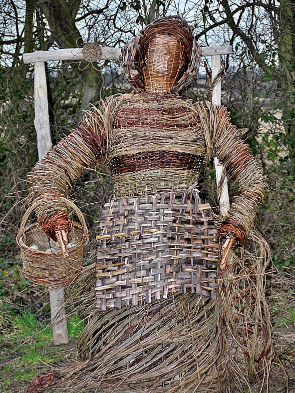 Basket Weaving With Willow Branches : Best images about twigs and such on
