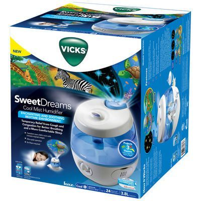 Vicks Sweet Dreams Cool Mist Humidifer