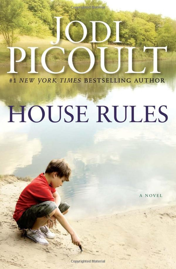 Amazing book about an autistic kid, a murder, and a lot of mystery: Worth Reading, Jodie Picoult, Book Worth, Crime Scenes, House Rules, Great Book, Reading Lists, Book Jackets,  Dust Wrappers