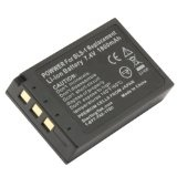 STK's Olympus BLS-1 Battery - 1800 mAh (Electronics)By SterlingTek