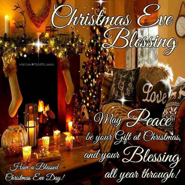 Christmas Eve Blessings christmas good morning merry ...