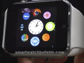 Starrybay SW-08 Smartwatch Unknown Features