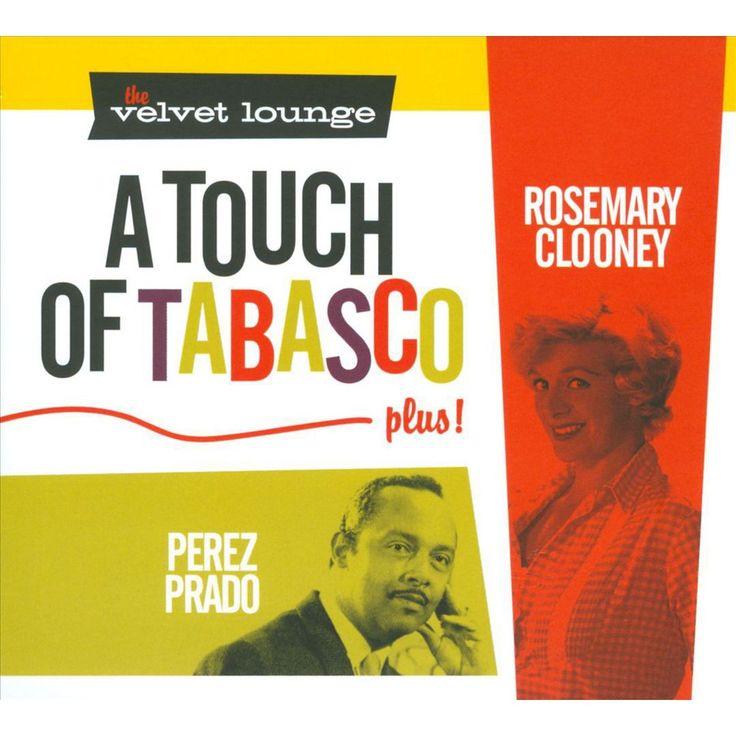 Rosemary Clooney/Pérez Prado - A Touch of Tabasco (CD)
