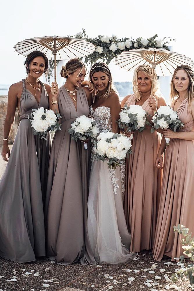 21 Ideas For Rustic Bridesmaid Dresses Wedding Dresses Guide Pastel Bridesmaid Dresses Rustic Bridesmaid Dresses Wedding Bridesmaid Dresses