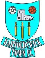 BARNOLDSWICK TOWN FC   -  BARNOLDSWICK  - lancashire-