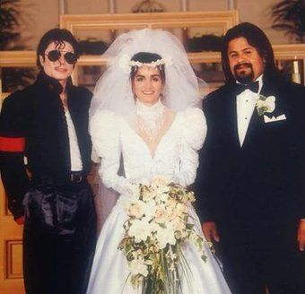 Miko Brando and Karen Hamilton's wedding in Neverland - August 27th, 1994 | Curiosities and Facts about Michael Jackson ღ by ⊰@carlamartinsmj⊱